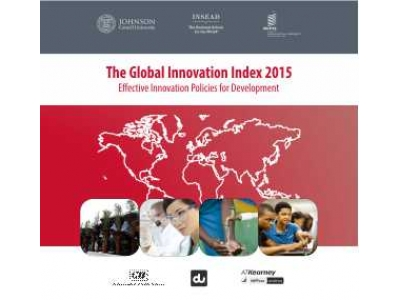 Global Innovation Index 2015: Switzerland, UK, ...