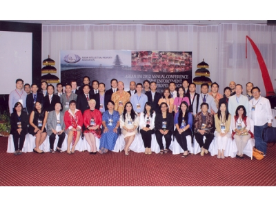 ASEAN IPA 2012 ANNUAL CONFERENCE IN BALI, ...