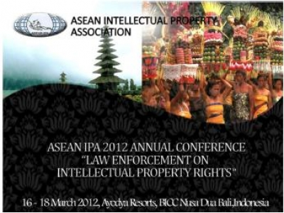 Bali 2012 ASEAN IPA Annual General Meeting & ...